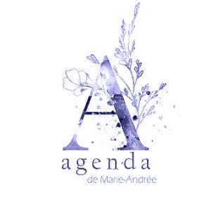 Agenda de Marie-Andrée